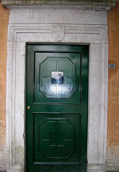 File:Oratoire San Giovanni in Oleo de rome.JPG
