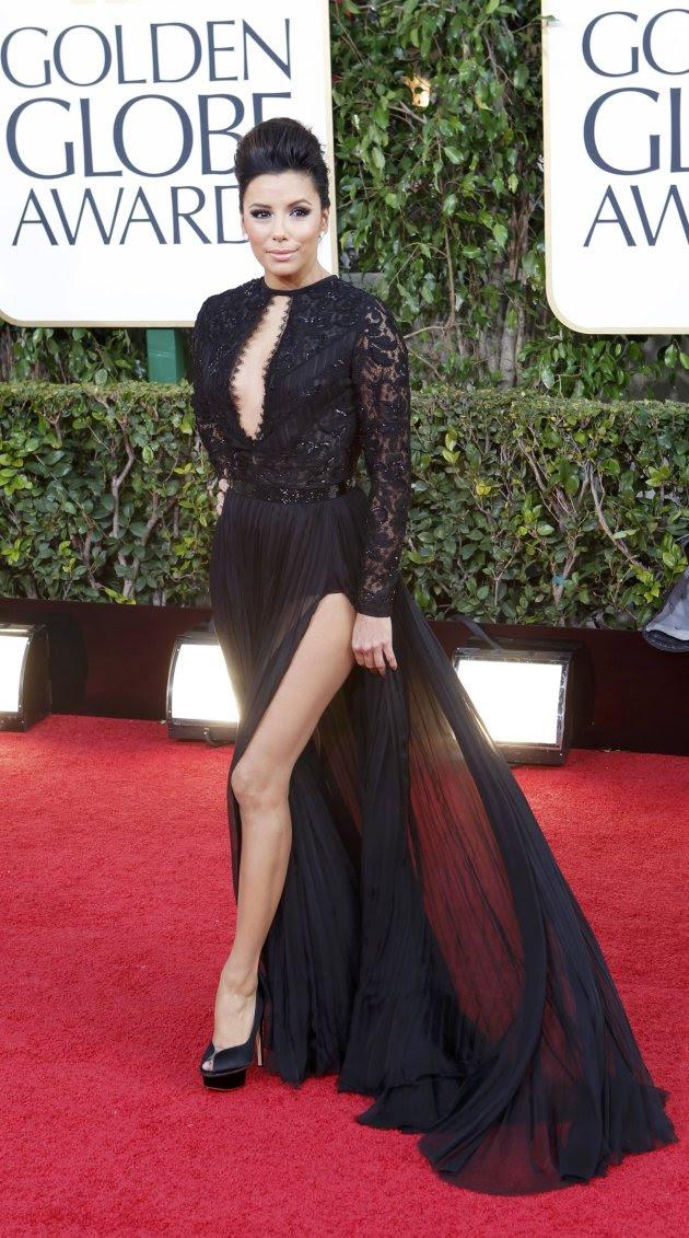 Actress Eva Longoria arrives…