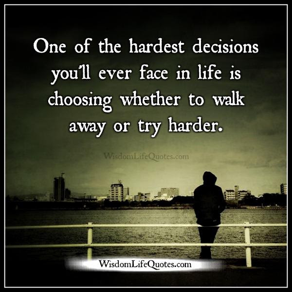 Sometimes Walking Away Is Standing Up For Yourself Wisdom Life Quotes