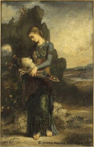 Orphée, Gustave Moreau, 1865