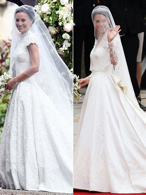 Pippa Middleton's Wedding Dress
