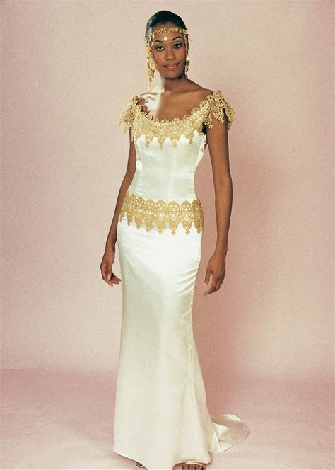 The ultimate in African wedding gowns and ethnic bridal