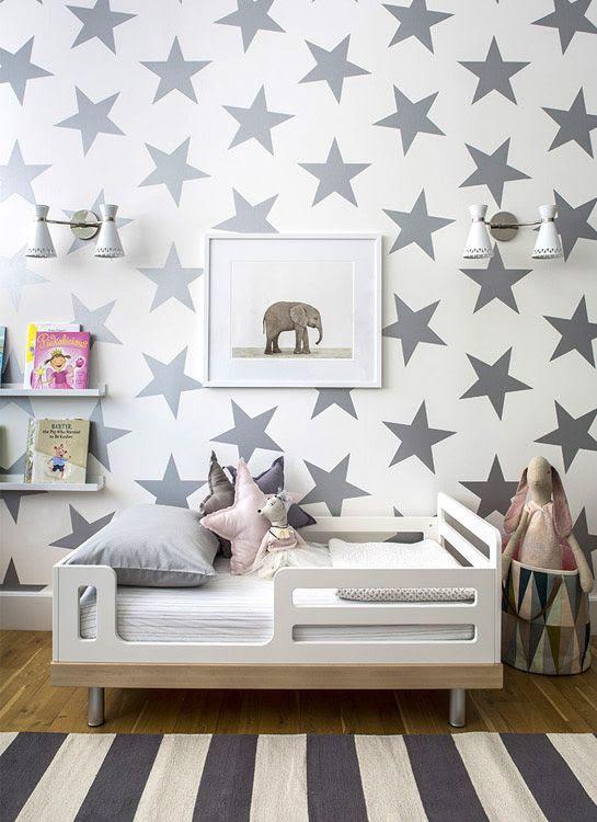 New wallpaper for kids!