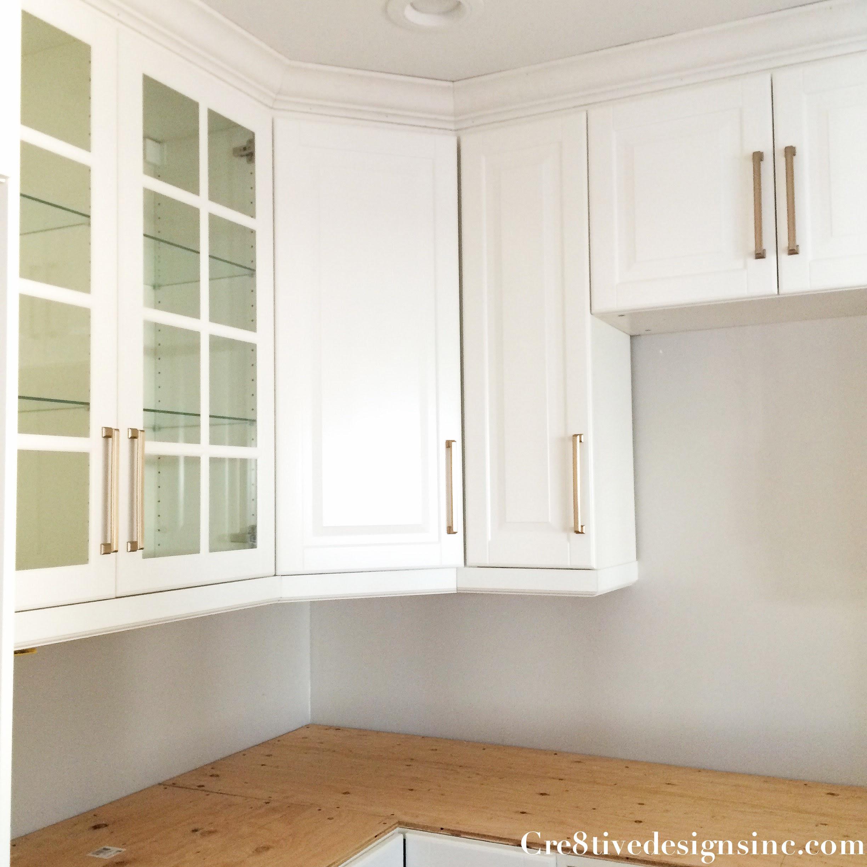 Ikea Kitchen Cabinet Trim Installation Home Decor