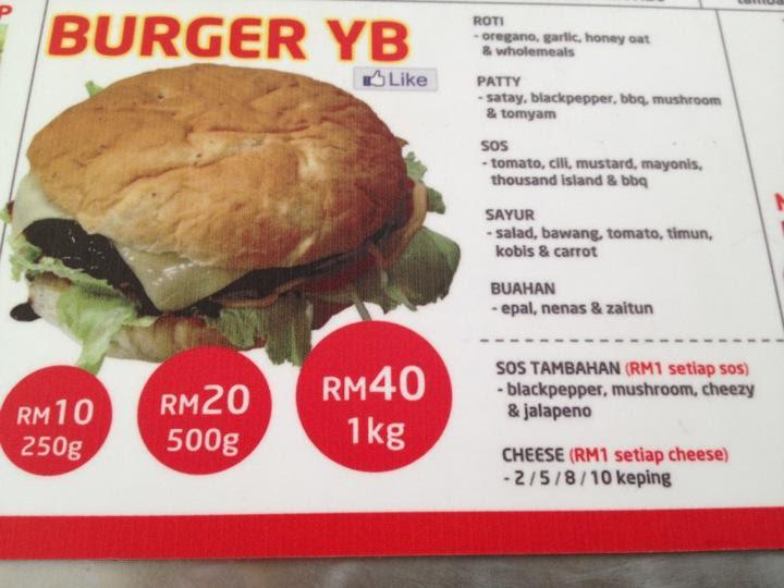 burger yazid