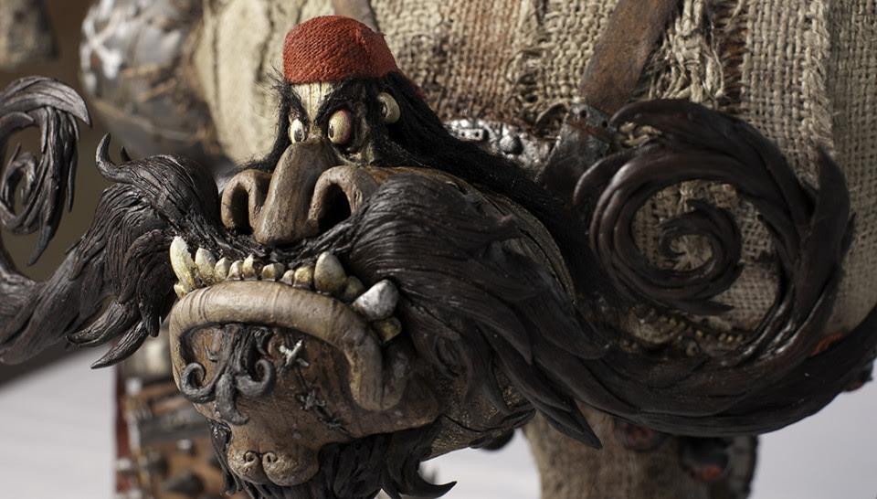 Salvadoreños Crean Esculturas De Personajes Película El Libro De La