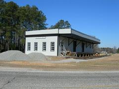 Society Hill Train Depot