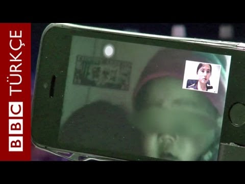 Çin'deki BBC ekibi, bebeklerini evlatlık verme görüntüsü altında onbinlerce dolara satmaya çalışan kişilerle bağlantı kurdu.
