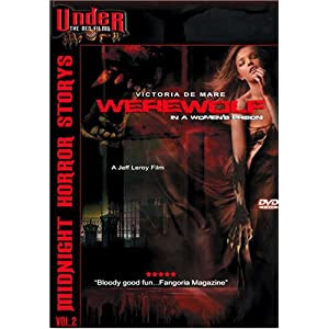 Werewolf in a Women's Prison [DVD] [Region 1] [US Import] [NTSC]