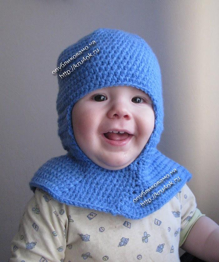 ажурное вязание крючком для девочек