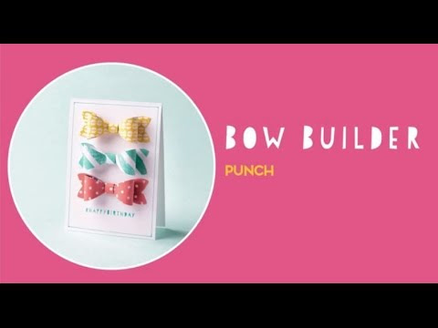 Tool Time:  Bow Builder Punch