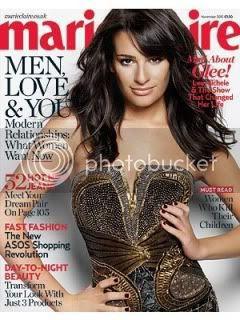 Fashion Magazines,Glee,Fashion News