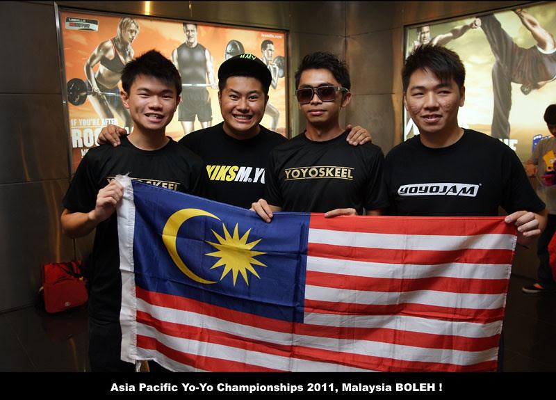 MALAYSIA-YOYO-AP2011