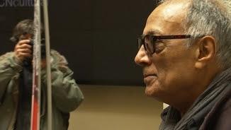 El director de cinema iranià Abbas Kiarostami, fa un any i mig a Barcelona