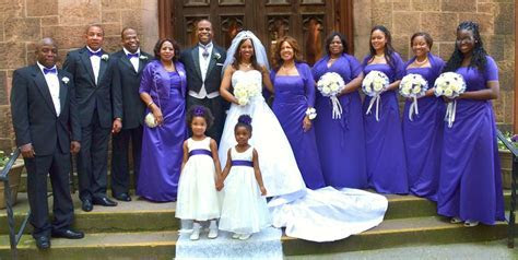 Double wedding for Southerland Anekwe family   New York
