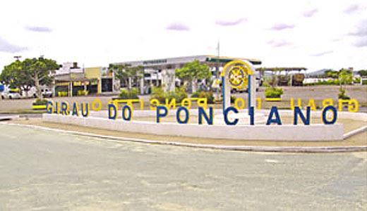 Resultado de imagem para imagem da cidade de girau do ponciano alagoas