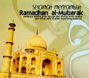 13 Langkah Menyambut Bulan Suci Ramadhan