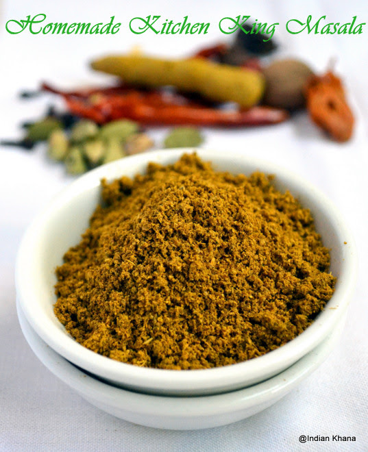 Kitchen King Masala Recipe
