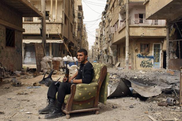 ΣΥΡΙΑ: Χημικά όπλα και ισραηλινή εμπλοκή - Τι σημαίνουν οι βομβαρδισμοί
