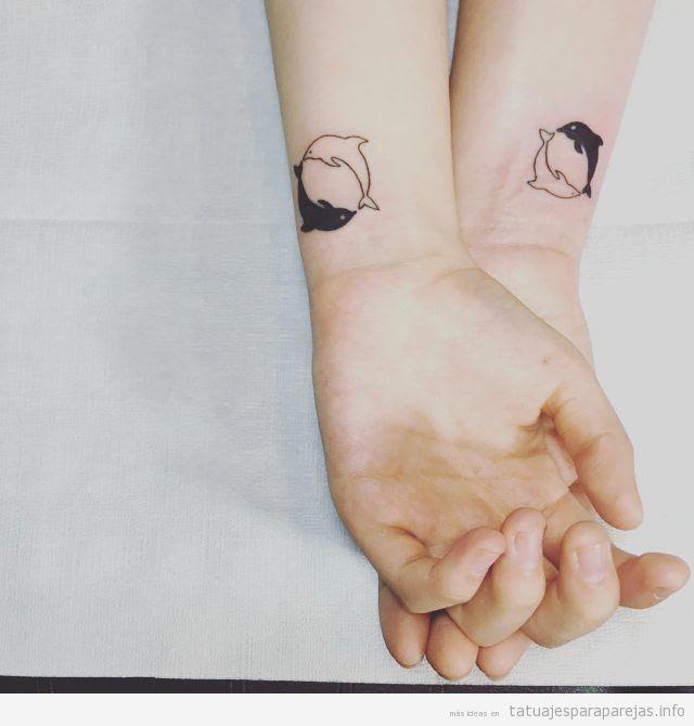 Tatuajes De Peces Pequeños