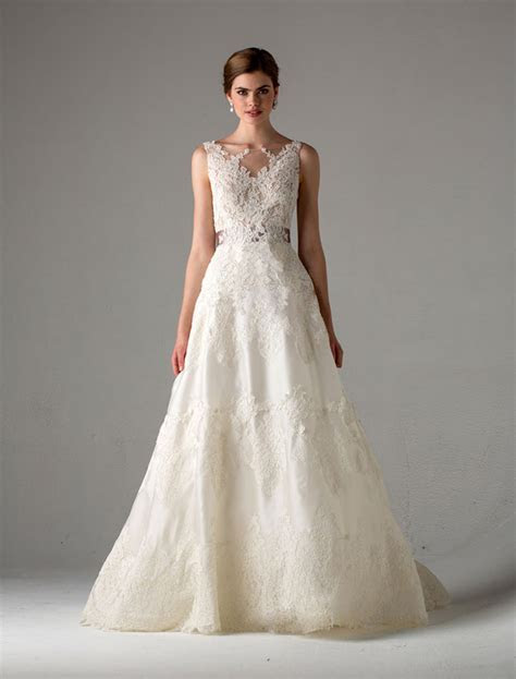 Anne Barge Giverny Size 4 Wedding Dress ? OnceWed.com