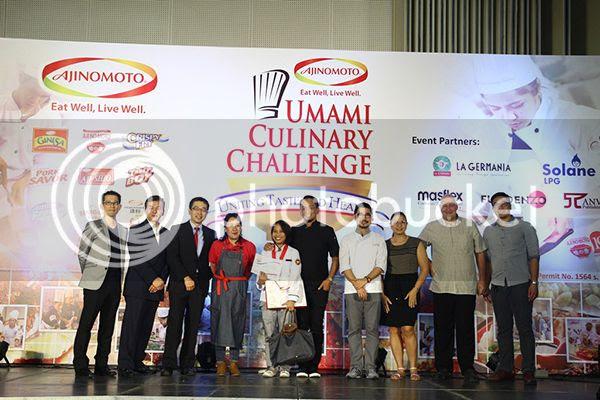 Ajinomoto Umami Culinary Challenge
