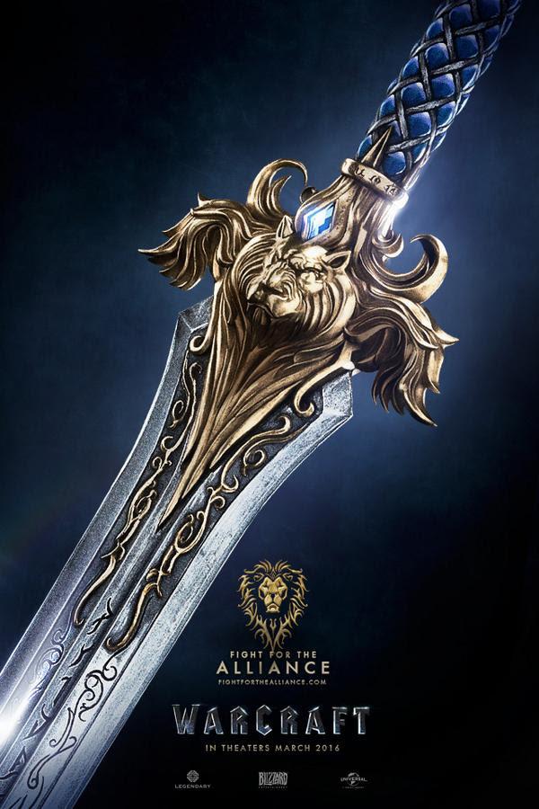 Poster Alianza Warcraft