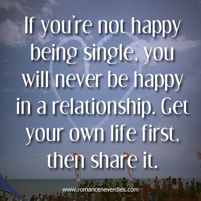 Better Single Fabulous Than In A Relationship Unhappy Life
