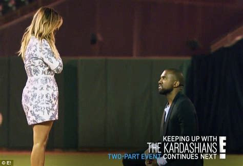 Did Kim Kardashian and Kanye West FAKE their TV engagement