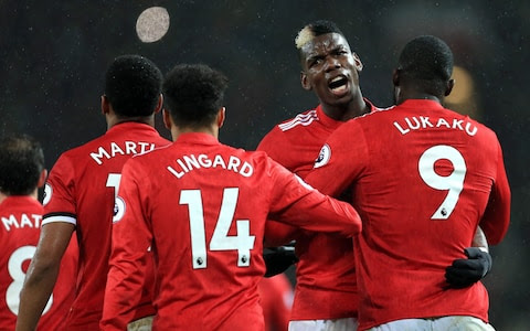 Image result for manchester united vs stoke city