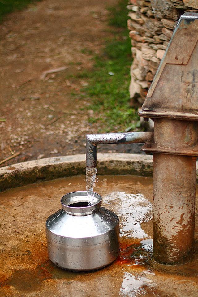 pumpwater