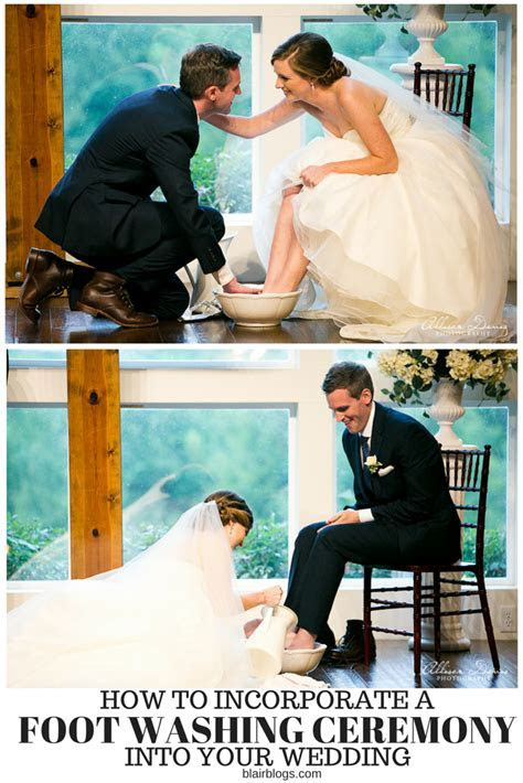 How To [gracefully] Incorporate a Foot Washing Ceremony