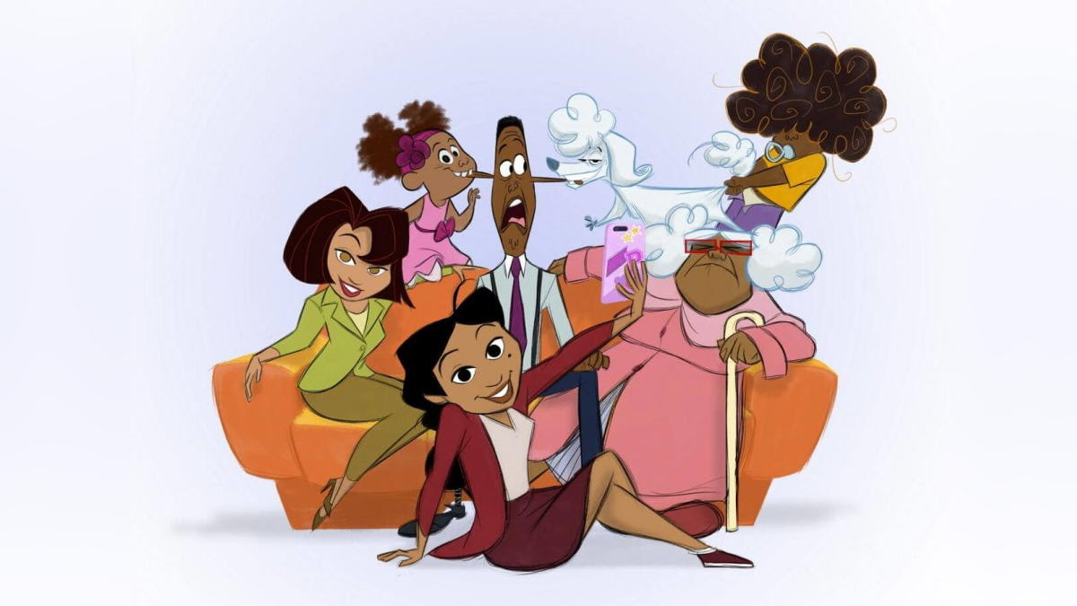 Featurette   The Proud Family: Louder and Prouder   Disney+