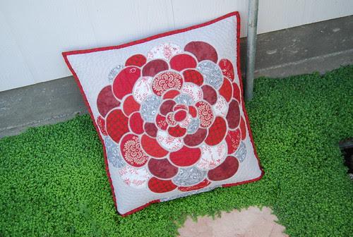gorgeous pillow talk pillow