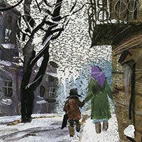 С. Остров, Альберт Лиханов, Чистые камушки