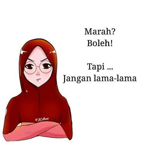 gambar kartun muslimah nasehat koleksi gambar hd