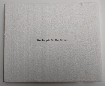 People on the street book cover