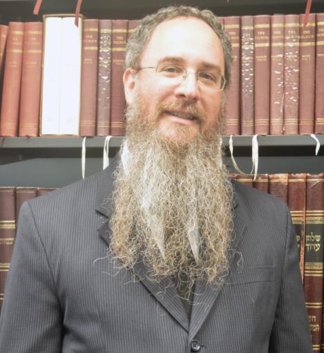 Rabbi Ephraim Karp