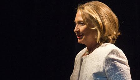 Hillary Clinton, Obama