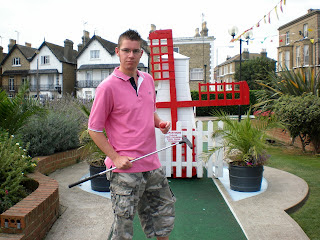 Minigolf in Broadstairs