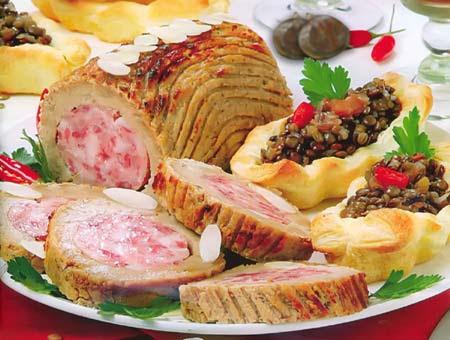 Ricetta cotechino in crosta di castagne