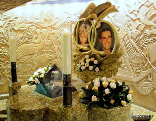 The Dodi and Diana Memorials