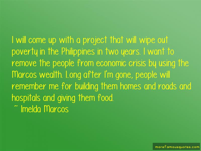 Quotes About Poverty In The Philippines Top 5 Poverty In The