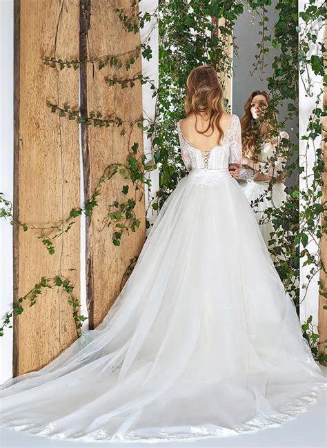Wonderland European Wedding Dresses Collection   Papilio