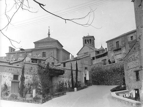 Alamillos del Tránsito. Fotografía de Eduardo Butragueño Bueno, 1 diciembre del 69