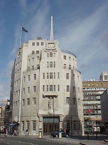 Broadcast House, London