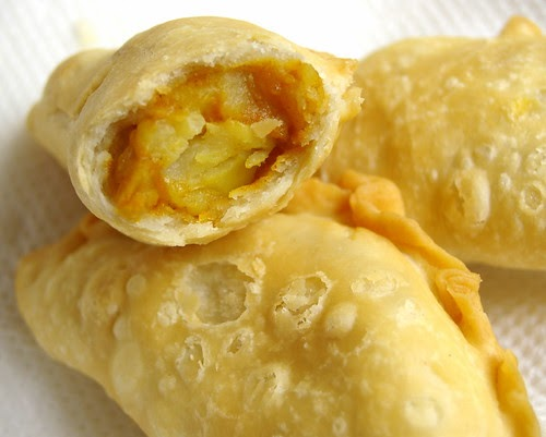 My Kitchen Curry Puff Traditional Type