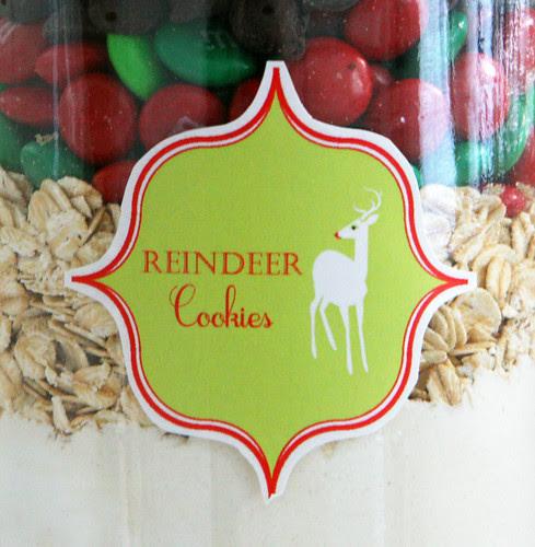Cookie Jar labels