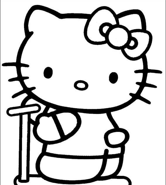 malvorlagen hello kitty ausmalbilder  ausmalbilder hello