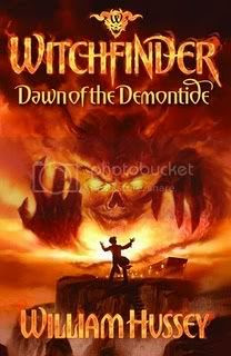 Witchfinder: Dawn of the Demontide by William Hussey